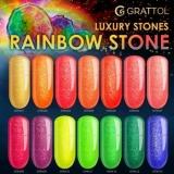 Grattol Professional Rainbow Stone